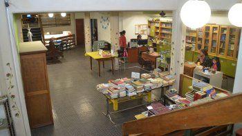 el deliberante corto subsidio a las bibliotecas  por error