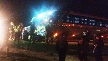 cuatro muertos en un brutal accidente en bariloche