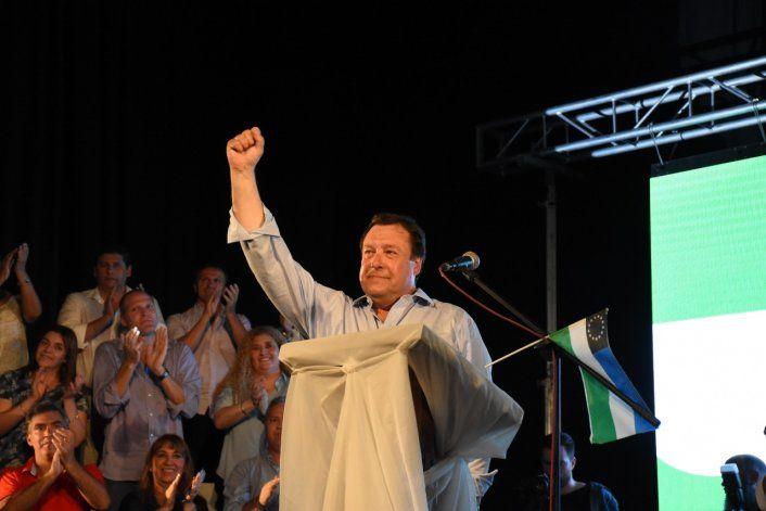 Weretilneck confirmó su candidatura e irá por la reelección en Río Negro