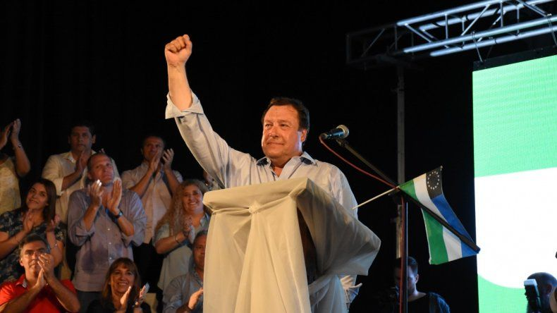 La Justicia habilitó a Weretilneck y su candidatura a gobernador ya es oficial