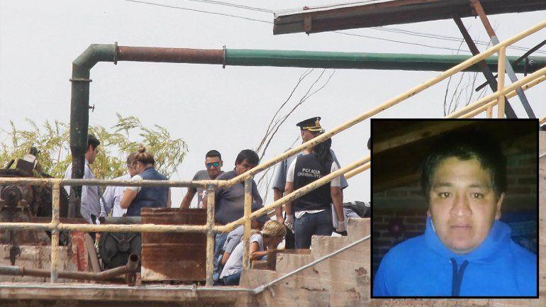 El hombre hallado en el canal de El 30 fue asesinado de un balazo y tirado al canal