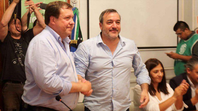 Aguiar pidió cortar boleta y votar a Juntos y Fernández