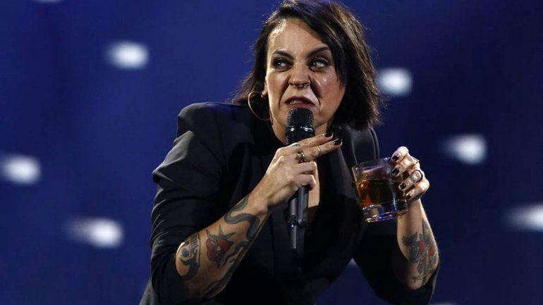 Escándalo en Viña del Mar: el público echó del escenario a una comediante