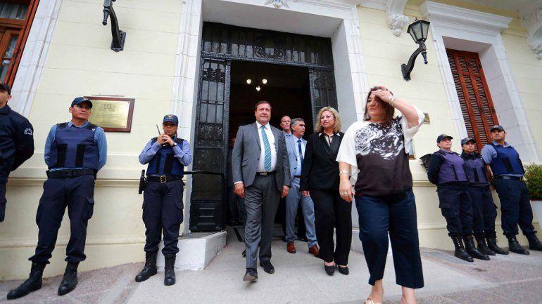 Weretilneck confía en que será habilitado para presentarse como candidato a gobernador el domingo 7 de abril.