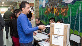 el proximo intendente  se votara el 23 de junio