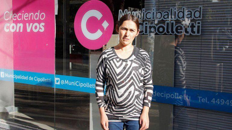 La despidieron de la Muni de Cipolletti y la indemnizaron con apenas $36