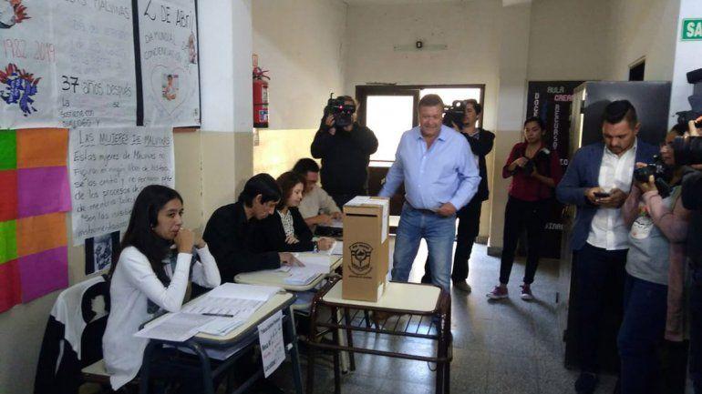 Weretilneck: Que no esté no impactará ya que el mismo resultado lo tendrá Arabela