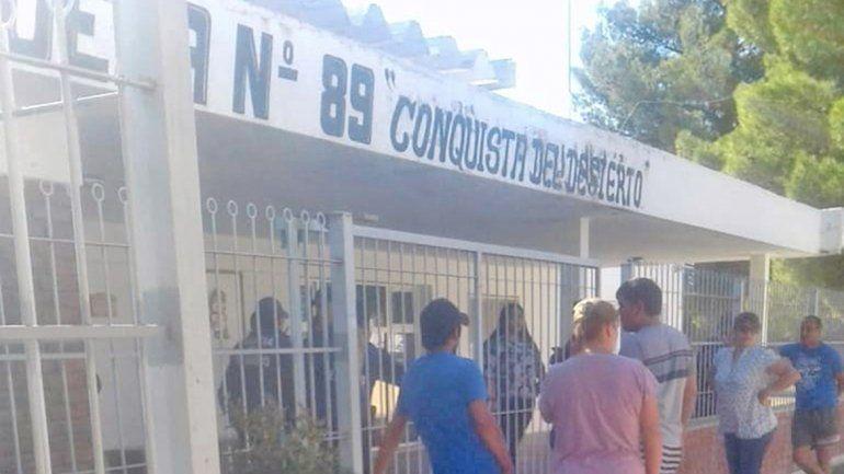 Una amenaza en papel asustó a los votantes de Chichinales