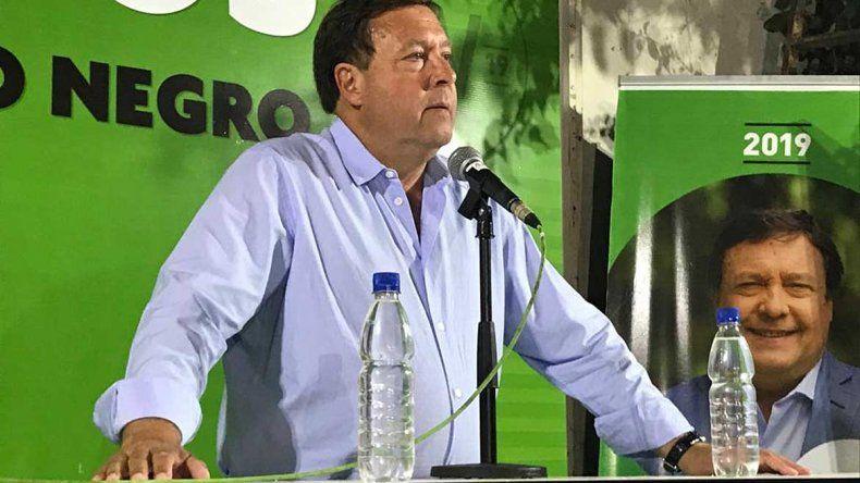 Allen: en la previa electoral hubo un violento ataque al local de Juntos