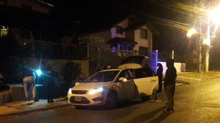 Le disparó a una joven de 18 años en Bariloche y se dio a la fuga
