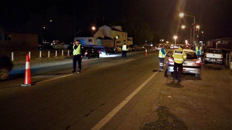 Atraparon a 10 borrachos al volante durante un control en los puentes carreteros