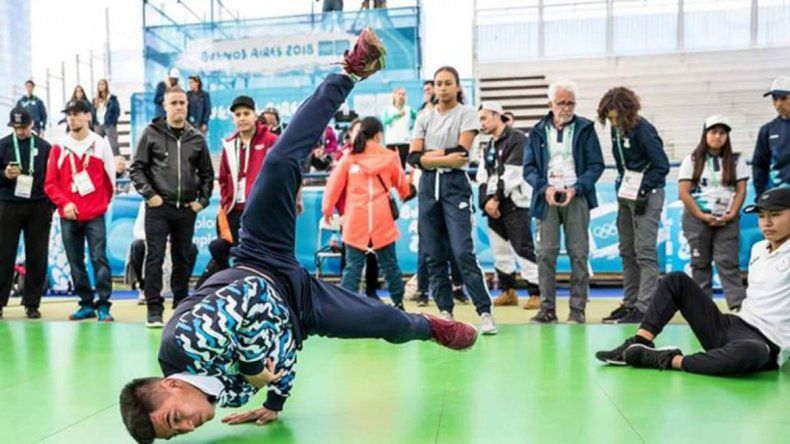 Cipolletti será sede de la primera batalla de break dance