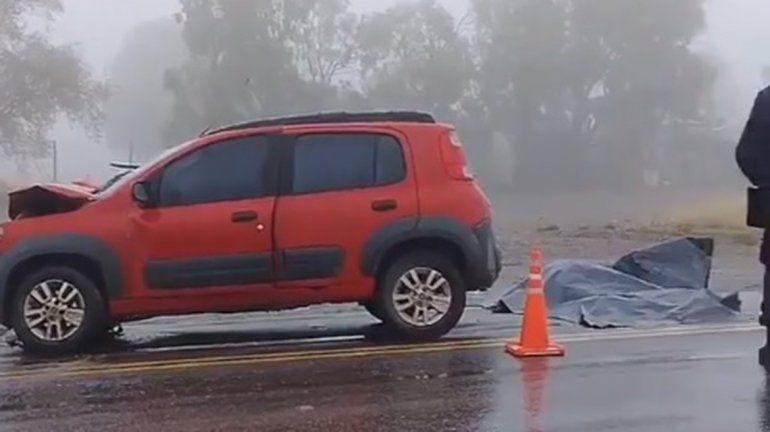 Automovilista murió tras impactar brutalmente contra el acoplado de un camión