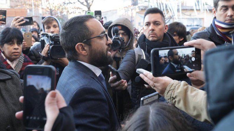 Abogado defensor de Rodríguez Lastra: Ese niño va a ver cómo yo lo defendí de acá a 15 años
