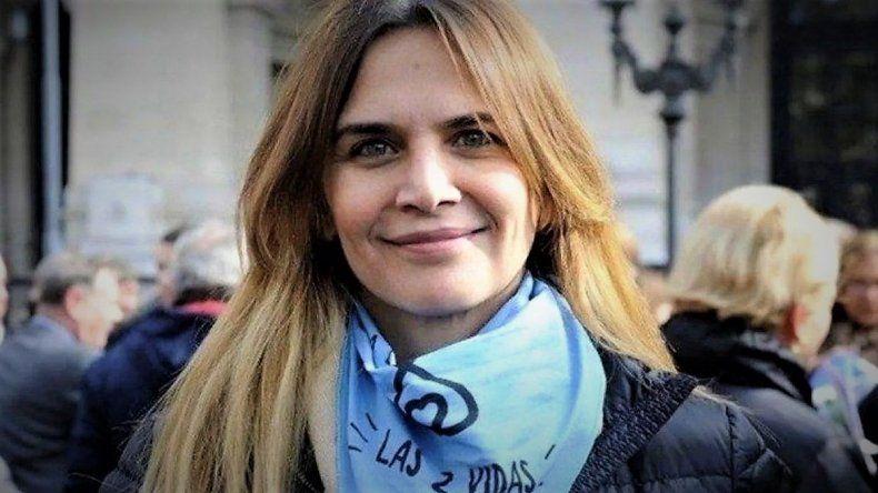 Amalia Granata defendió a Rodríguez Lastra y apuntó contra el juez