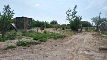 los candidatos arrancan las visitas a los asentamientos