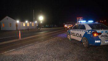 la policia desmintio la agresion al camionero y lo culpo por lo sucedido en el tercer puente