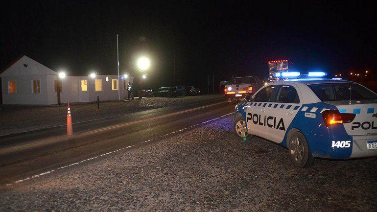 La Policía desmintió la agresión al camionero en el tercer puente