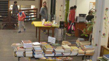 el aporte para las bibliotecas ya no sera automatico