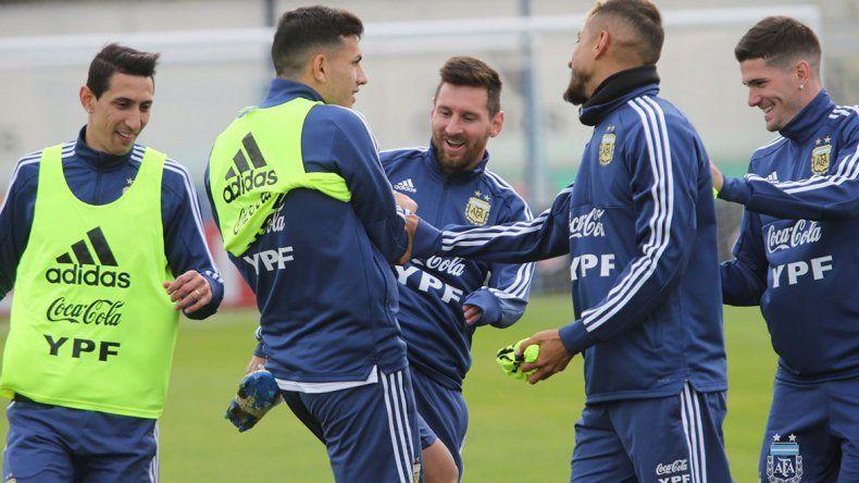 Messi: No somos candidatos en la Copa América