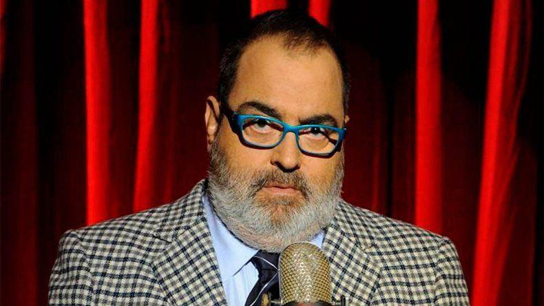 Jorge Lanata está internado con gripe A