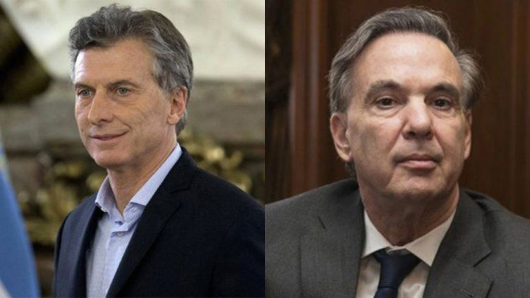 El rionegrino Miguel Ángel Pichetto será el candidato a vicepresidente de Mauricio Macri