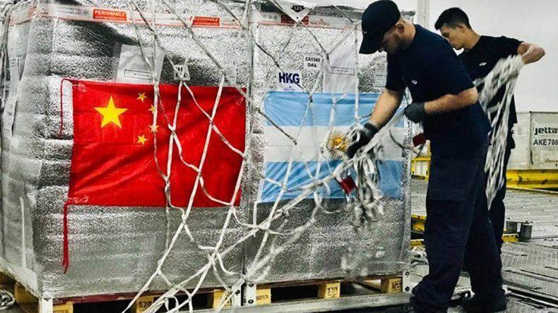 Las peras del Alto Valle conquistaron China