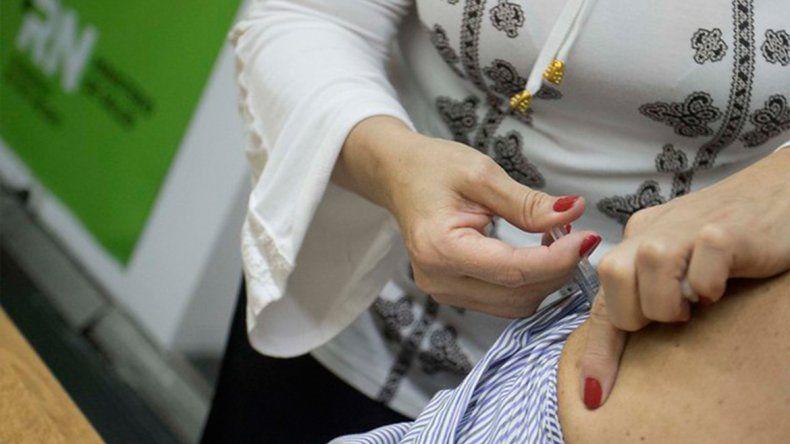 La vacuna antigripal alcanzó a 70 mil rionegrinos
