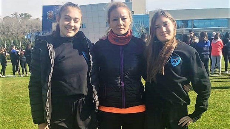 Dos jugadoras de Pillmatun, en la mira de clubes de AFA y con futuro de Selección