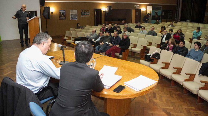 Se debatió el aumento de tarifas de Edersa y la apertura de nuevas delegaciones