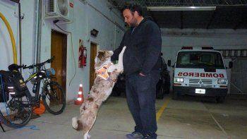 una aventura inolvidable: bombero pretende unir cipo con la quiaca en bici