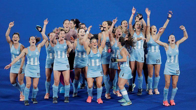 Las Leonas se quedaron con el oro en los panamericanos y sacaron pasaje para Tokio 2020