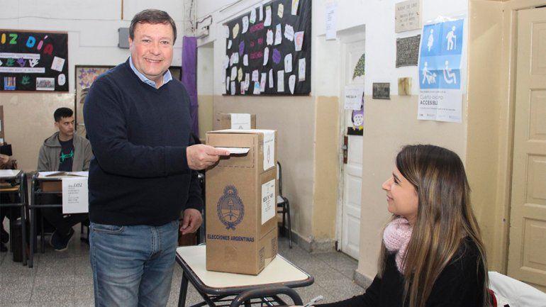 Votó Weretilneck: Esta elección va a dejar una huella importante mirando a octubre