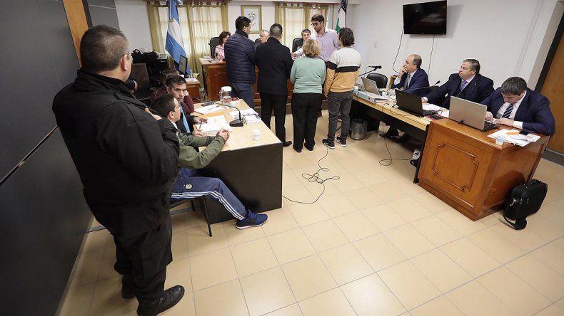 Crimen del rugbier en Cipolletti: aseguran que Baldebenito mató a Joaquín porque no le pudo robar