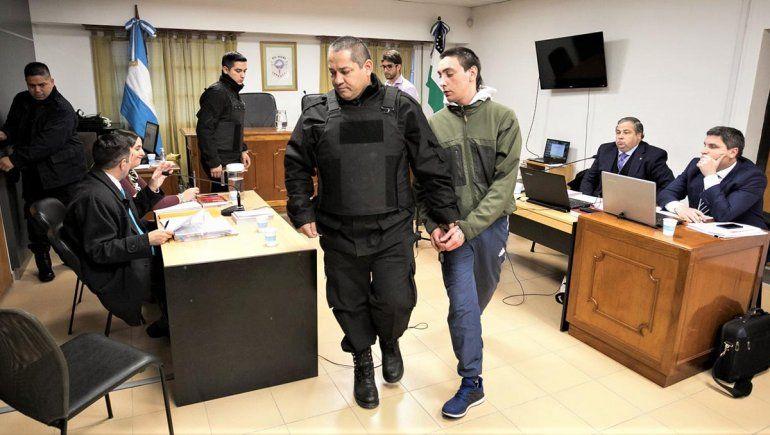 Habló Matias Baldebenito y dijo que estaba arrepentido de haber matado a Joaquín Vinez