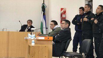 fiscalia reclamo prision perpetua para el asesino de joaquin vinez