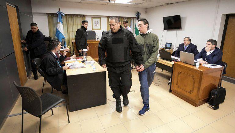 Confirmaron la pena a cadena perpetua para Baldebenito