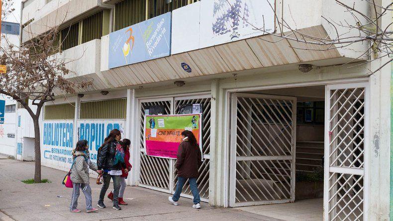 El 2% de las tasas será para las bibliotecas populares