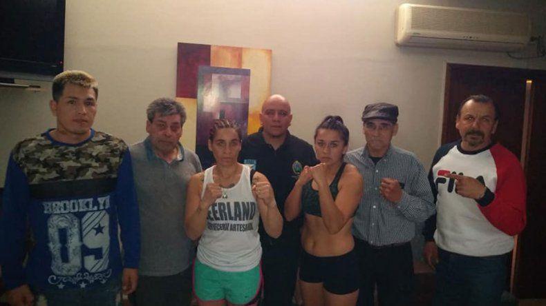 Noche de boxeo en Oro y un título provincial en juego
