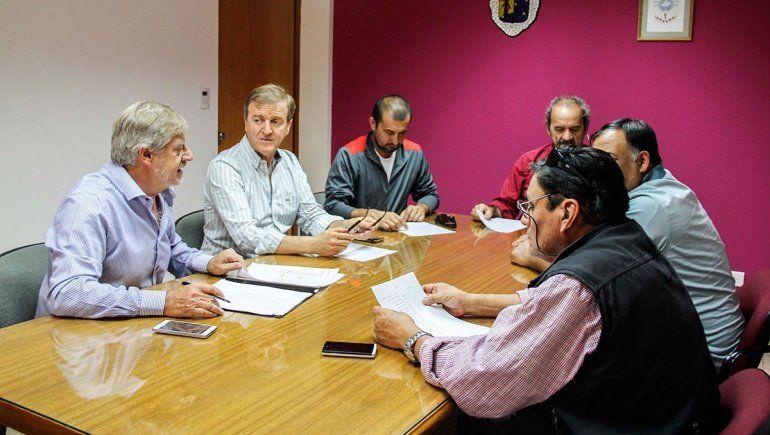 La Muni convocó a gremios para negociar tras la suba de la inflación