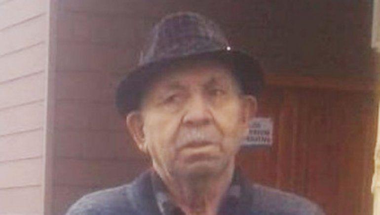 Desesperada búsqueda de un abuelo que se fue de su vivienda