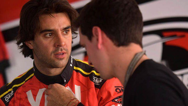 Manu Urcera: Voy a completar el año  en el Súper TC 2000