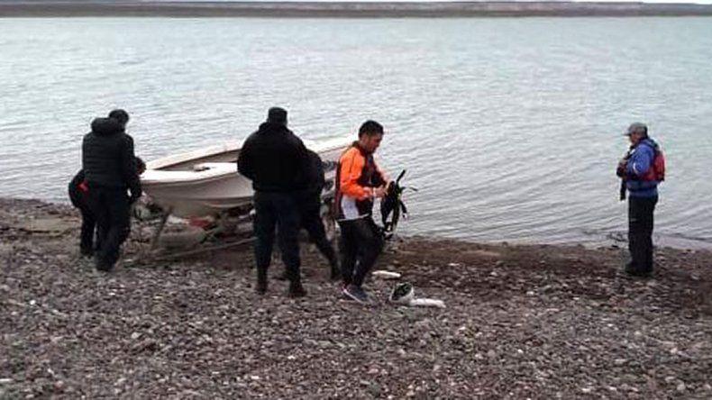 Hallaron el cuerpo de uno de los pescadores desaparecidos en Casa de Piedra