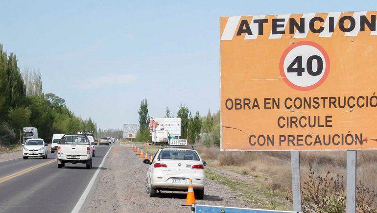 Llegan los radares a Cipo: los automovilistas duplican la máxima