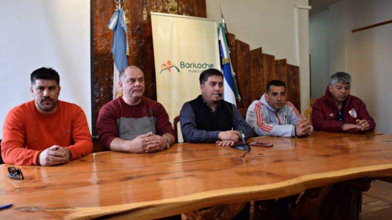 River busca talentos en Bariloche