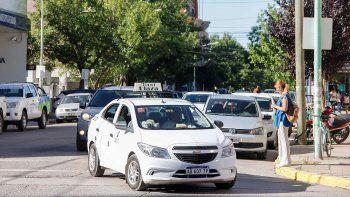 discusion interna de los taxistas por la futura tarifa