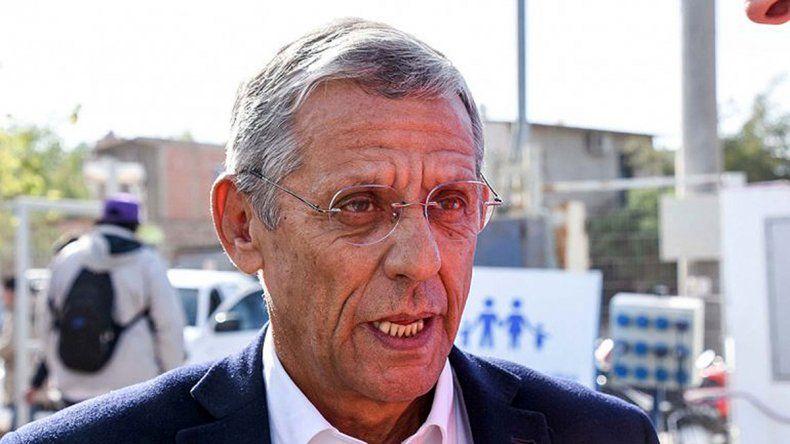 Dolor en Neuquén: murió el intendente de Neuquén Horacio Pechi Quiroga