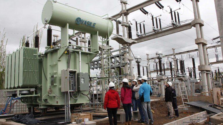 Futuros ingenieros recorrieron la Estación Transformadora Cipolletti a días de su inauguración