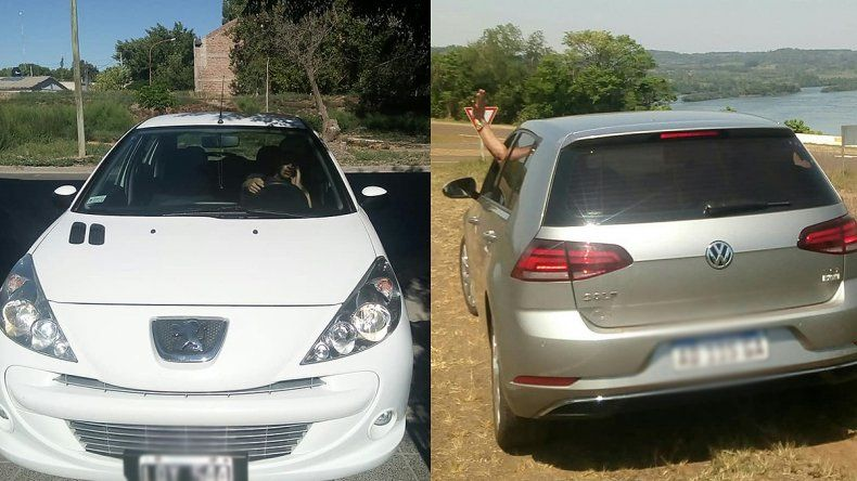 Robaron dos autos de una casa del barrio Arévalo