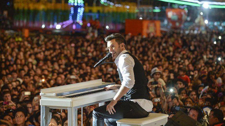 Por miedo a escraches, Axel suspendió su show en Córdoba